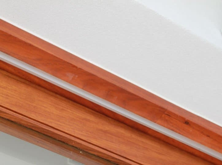 External Polyurethane around Doors