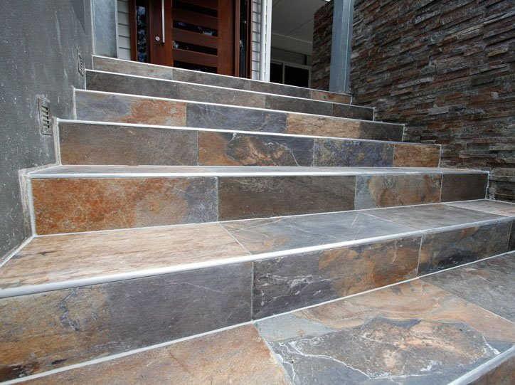 External Stairs Polyurethane Residential