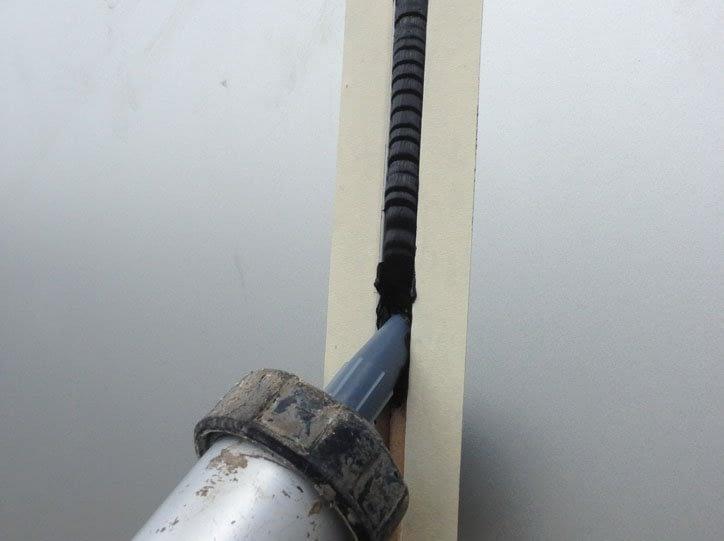 External Alucobond Sealing