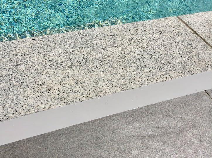 Swimming Pool Remedial Work Final Sealing Closeup