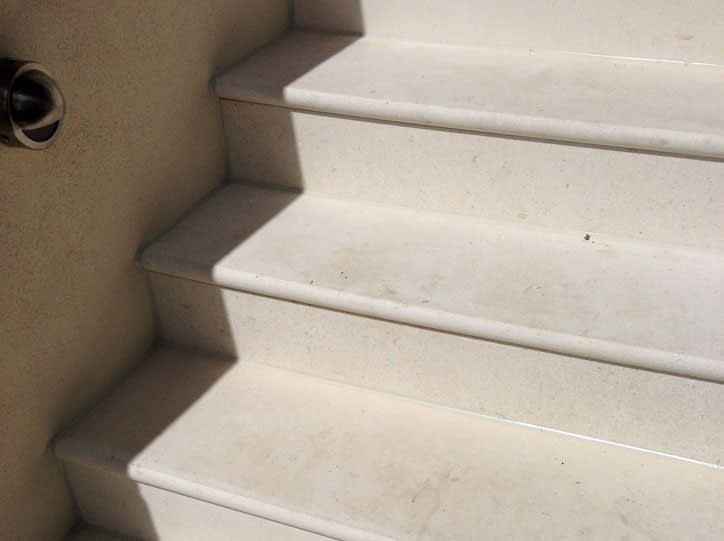 External Polyurethane to Stairs